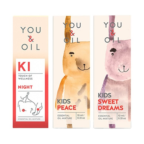 【YOU&OIL】ママ&キッズ ハートフルキット(Web限定)