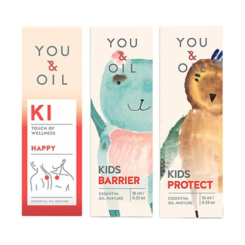 【YOU&OIL】ママ&キッズ キープスマイルキット(Web限定)