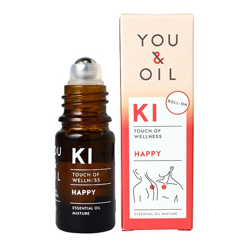 【YOU&OIL】HAPPY<ロールオン>