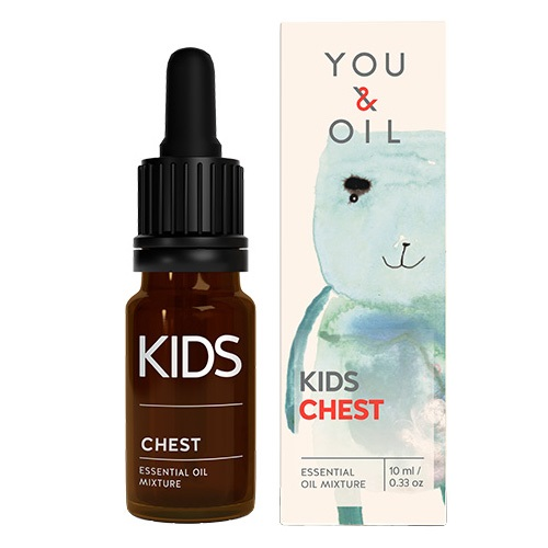【YOU&OIL】KIDS CHEST