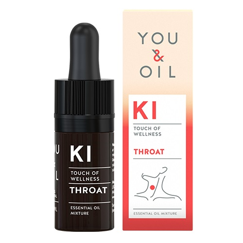 【YOU&OIL】THROAT