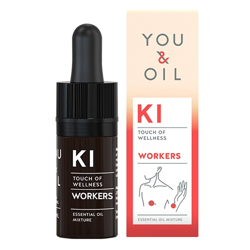 【YOU&OIL】WORKERS
