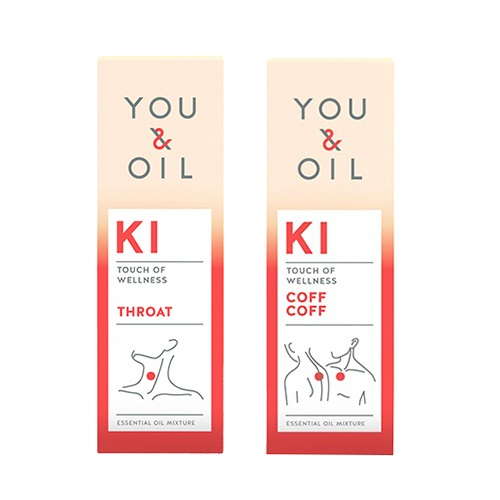 【YOU&OIL】THROAT&COFF COFF SET